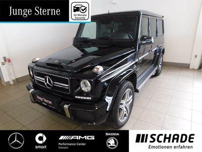 gebraucht Mercedes G63 AMG AMG *Distronic*Standheizung*Designo Leder*