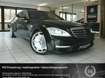 """gebraucht Mercedes S500 Maybach L 7G AMG Facelift designo 20"""" Distronic"""