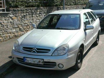 gebraucht Citroën Xsara Break 2,0 HDI