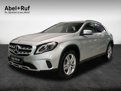 gebraucht Mercedes GLA220 d 4M URBAN+NAVI+SHZ+Kamera+elektr. HeKl.