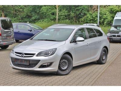 gebraucht Opel Astra Sports Tourer Exklusiv 1.6 SIDI Turbo Na