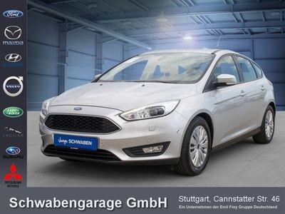 gebraucht Ford Focus 2.0 TDCi Start-Stopp Business AHK