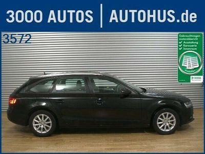 gebraucht Audi A4 Avant 2.0 TDI Attraction Navi Shz MFL
