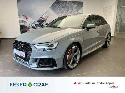 gebraucht Audi RS3 Spb. 2.5 TFSI qu. - SPORTABGAS - ACC -MATRIX