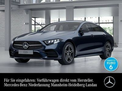gebraucht Mercedes CLS300 d Cp. AMG WideScreen COMAND LED Night PTS