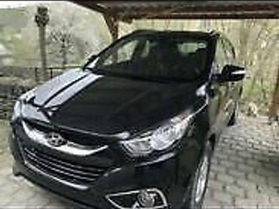 used Hyundai ix35 mit LPG Gasanlage abzugeben!