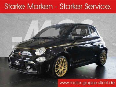 gebraucht Abarth 595 #SCORPIONEORO #XENON #GOLD, Tageszulassung, bei MGS Motor Gruppe Sticht GmbH & Co. KG