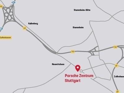 gebraucht Porsche Cayenne S Luftfederung BOSE LED PDLS 20-Zoll