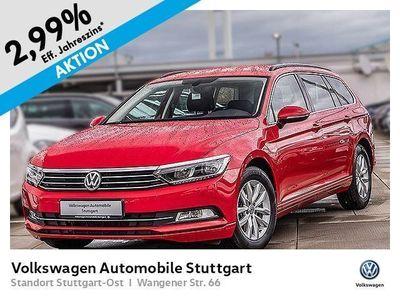 gebraucht VW Passat Variant Comfortline 1.6 TDI DSG Navi LED ACC