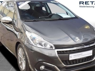 used Peugeot 208 PureTech 110 Stop & Start Allure, 3-türig