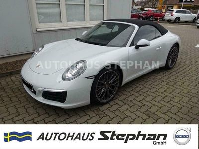 gebraucht Porsche 911 Carrera Cabriolet PDK Approved Garantie