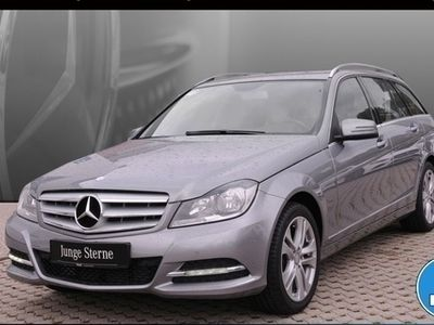 gebraucht Mercedes C180 T Avantgarde Klima+EPH+Navi+LM+SH+Regens.
