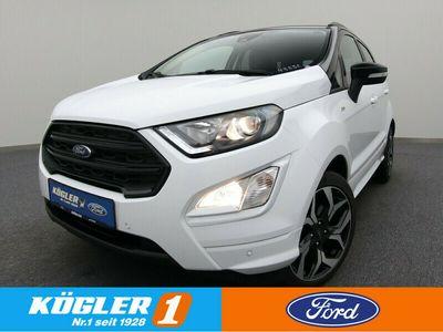 gebraucht Ford Ecosport ST-Line 140PS / Winter-Paket
