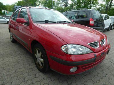 gebraucht Renault Mégane 1.6 16V Automatik 2.Hand TÜV neu
