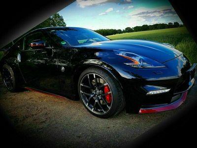 gebraucht Nissan 370Z Nismo 1. Hand 344PS V6 Garagen...