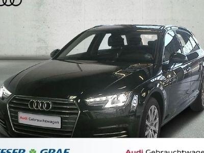 gebraucht Audi A4 Avant 2.0 TDI S tr. Sport-Virtual-Navi-Xenon