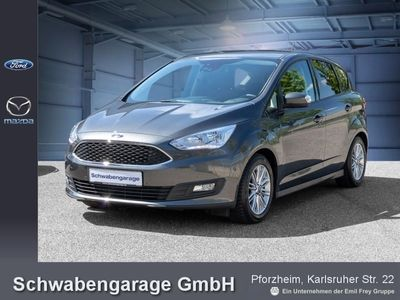 gebraucht Ford C-MAX 1.5 EcoBoost Aut. COOL&CONNECT