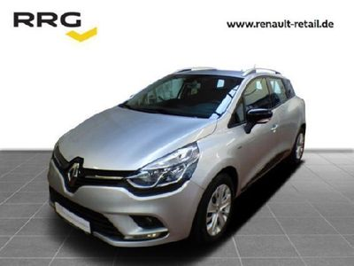 gebraucht Renault Clio IV Grandtour TCe 90 Limited