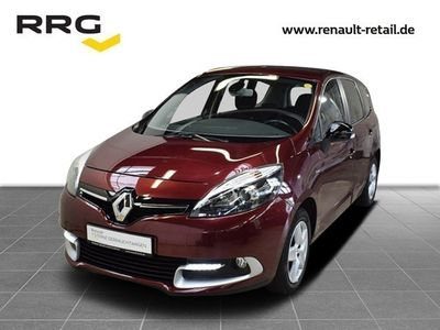 gebraucht Renault Grand Scénic III 3 1.5 DCI 110 FAP LIMITED BUSINESS