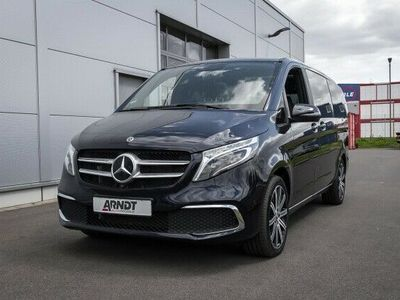 gebraucht Mercedes 300 Vd lang 4M Avantgarde 7 LED Pano Comand 360