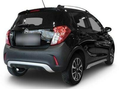 gebraucht Opel Karl KarlRocks Alu+SHZ+LHZ+Bluetooth+Tempom.+Allwetter