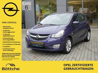 gebraucht Opel Karl 1.0 Innovation KLIMA PDC SHZ ONSTAR EU6