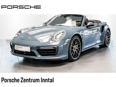 gebraucht Porsche 991 (911) Turbo S Cabriolet |Licht-Design-Paket|