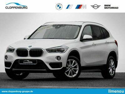 gebraucht BMW X1 xDrive20i Advantage DAB LED Navi Tempomat ehem.UPE