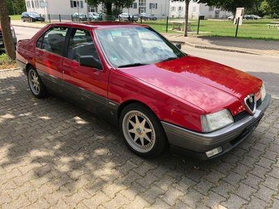 gebraucht Alfa Romeo 164 3.0 V6 als Limousine in Lörrach