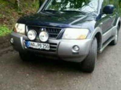used Mitsubishi Pajero 3.2 Did 7 Sitzer
