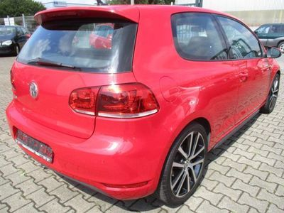gebraucht VW Golf VI GTD - Navi - Sitzheizung - Tempomat