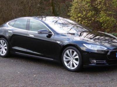 gebraucht Tesla Model S 85D 421PS mit Werksgarantie