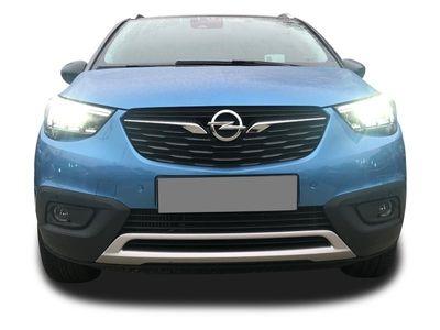 gebraucht Opel Crossland X Ultimate HeadUp LED Navi Kamera Keyless Einparkass