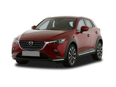 gebraucht Mazda CX-3 CX-3Sports-Line LED HUD Navi RFK FSE SHZ ACAA
