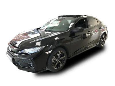 gebraucht Honda Civic 1,5 VTEC Turbo Sport Plus Navi LED PDC Kamera Sitzheizung Tempomat