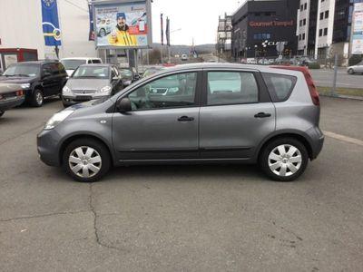 gebraucht Nissan Note Visia 1,4*1.Hand*erst 69tKm*AHK*TÜV 01/2019