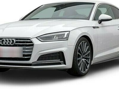 gebraucht Audi A5 Coupe 2.0 TDI S LINE LED LM19 PRIVACY