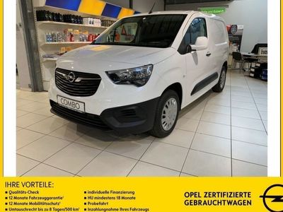 gebraucht Opel Combo Cargo 1.5 D Edition (Modell 2018)
