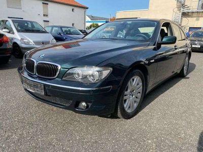 gebraucht BMW 750 i A Vollausstattung & LPG Gasanlage* Facelift