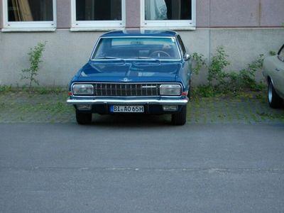 gebraucht Opel Diplomat A Coupe Karmann