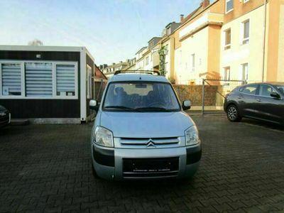 gebraucht Citroën Berlingo 1.4 Bivalent Multispace Plus TÜV+AU NEU
