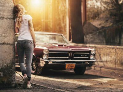 gebraucht Pontiac GTO 389cui V8 Top Zustand H-Zulassung