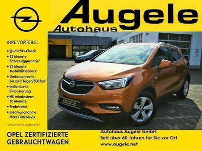 gebraucht Opel Mokka X 1.6 AT, Fahrradträger, Schiebedach, DAB