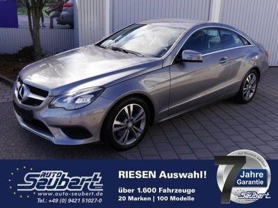 käytetty Mercedes E250 Coupe 7G-TRONIC PLUS * LEDER * PARK-ASSIST