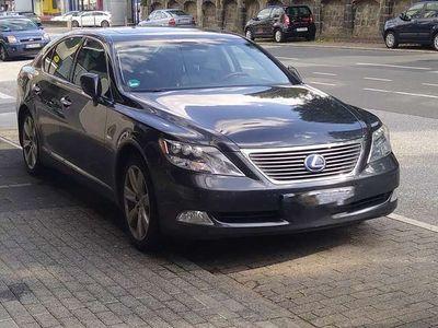 gebraucht Lexus LS600 600h