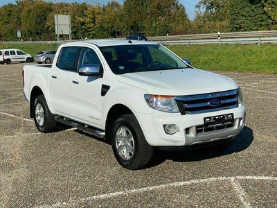 gebraucht Ford Ranger Doppelkabine 4x4 Limited