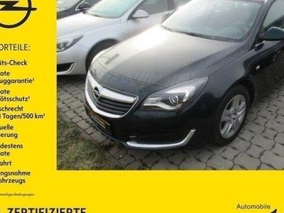 used Opel Insignia 2.0 CDTI Edition Euro6 Autom./DPF/BC