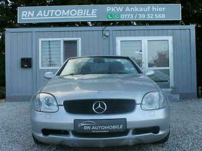 gebraucht Mercedes SLK200 AMG PAKET Automatikgetriebe