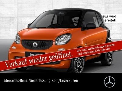 gebraucht Smart ForTwo Coupé 52kW passion BRABUS DCT Sport Pano