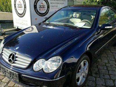 gebraucht Mercedes CLK200 Mercedes BenzKompressor 185.000km